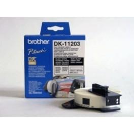 Rollo de etiquetas precortadas Brother DK-11203