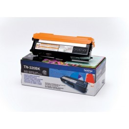 Cartucho de toner negro Brother TN320BK