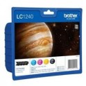 Pack cartuchos de tinta Brother LC-1240VALBP