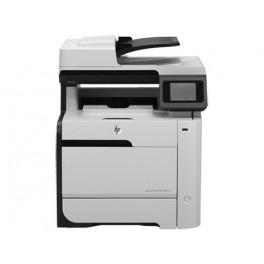 Impresora multifunción HP LaserJet Pro 300 color MFP M375nw