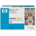 Cartucho de toner amarillo HP 644A LaserJet
