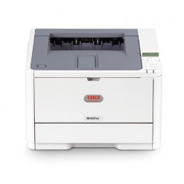 Impresora monocromo A4 OKI B431dn L6