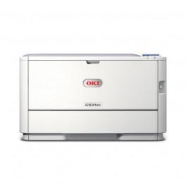 Impresora color A4 OKI C531dn