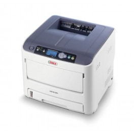 Impresora color A4 OKI C610DM