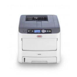 Impresora color A4 OKI C610dn