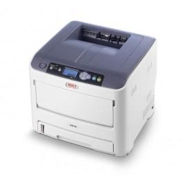Impresora color A4 OKI C610dtn
