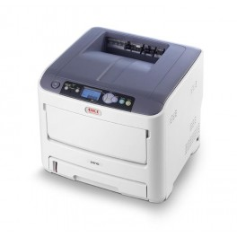 Impresora color A4 OKI C610n