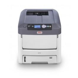 Impresora color A4 OKI C711dn