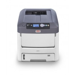 Impresora color A4 OKI C711n