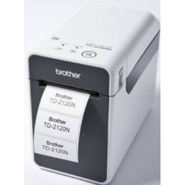 Impresora de etiquetas brother TD-2120N con Red