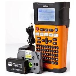 Rotuladora electrónica Brother PTE300VP
