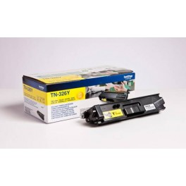 TN326Y Toner Amarillo Brother