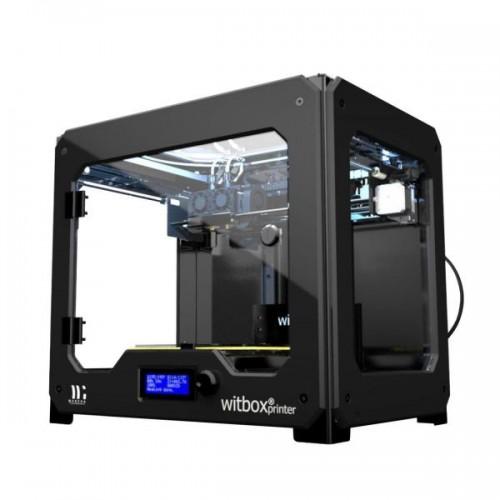 Comprar impresora 3d prusa witbox precio 1 150 00 for Videos de impresoras 3d