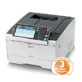 Impresora Multifuncion color Oki C542dn