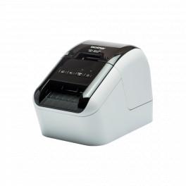 Impresora de etiquetas térmica Brother QL800