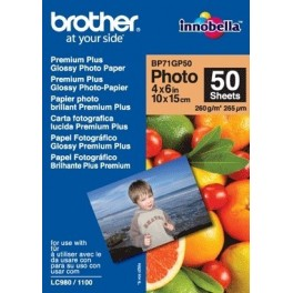 Papel fotografico Brother BP71GP50
