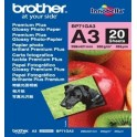 Papel fotografico Brother A3 BP-71GA3
