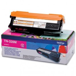 Cartucho de toner Brother TN328M