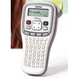 Rotuladora electronica Brother PT-H105
